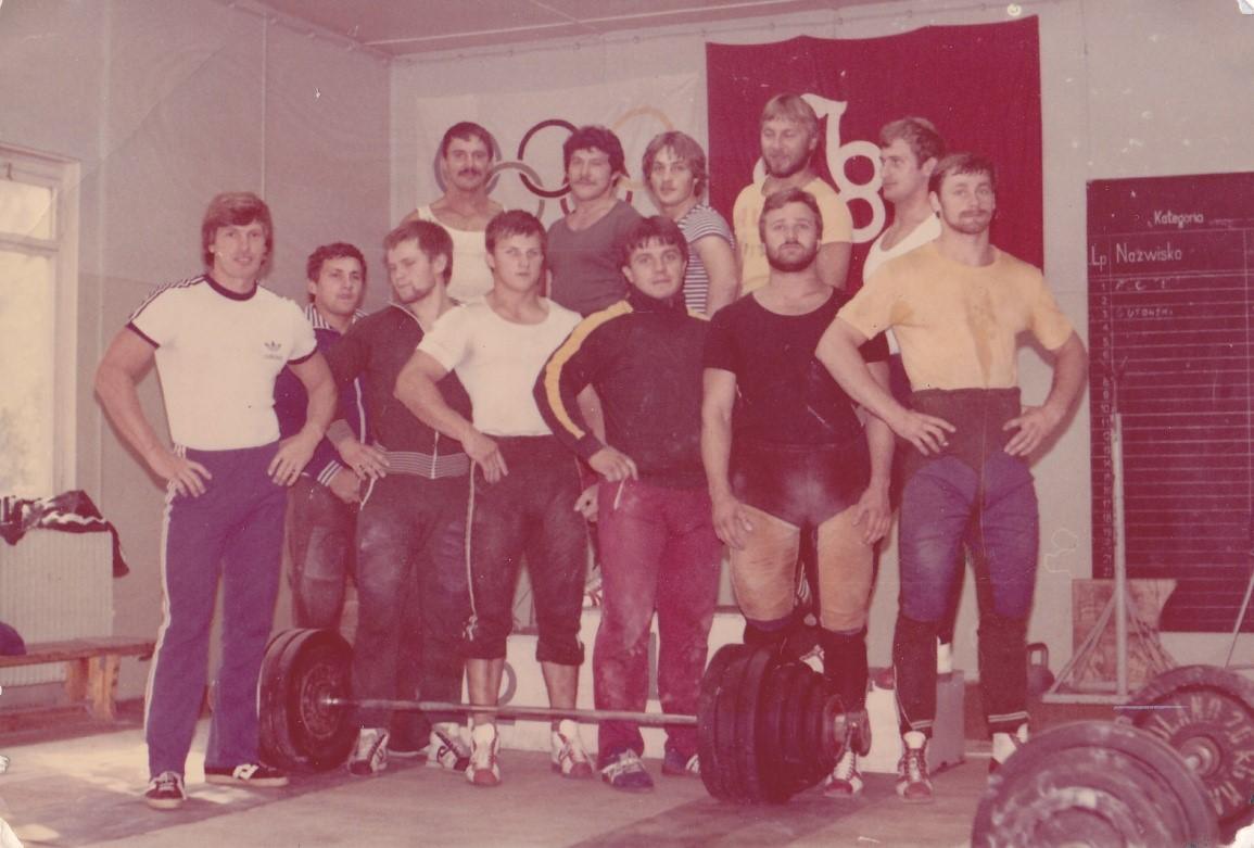AWF Warsaw Team
